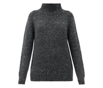Weekend High-neck Cashmere Sweater