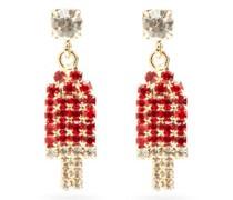 Gelateria Crystal Drop Earrings