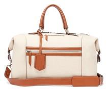 Vagabond Large Linen-canvas Weekend Bag