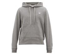 Ferris Face Cotton Hooded Sweatshirt