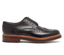 Archie Leather Brogues