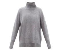 Heidi Roll-neck Cashmere Sweater