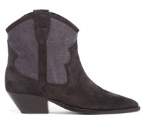 Demar Suede Ankle Boots
