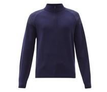 Kulm High-neck Merino-wool Blend Sweater
