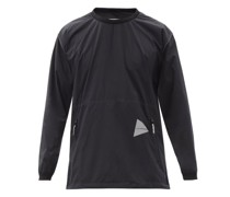 Technical-shell Long-sleeved T-shirt
