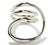Round Trip Sterling-silver Ring