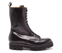 Sullivan Leather Combat Boots
