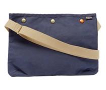 Coppi Canvas Cross-body Bag
