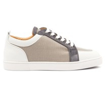 Rantulow Orlato Canvas And Leather Trainers