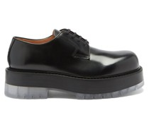 The Stilt Chunky-sole Leather Derby Shoes