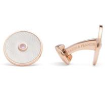 Dreamcatcher Sapphire & Sterling-silver Cufflinks