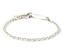 Moses Diamond-chain Sterling-silver Bracelet