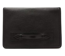 Editor Leather Briefcase