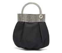 Follie Crystal Taffeta Bag