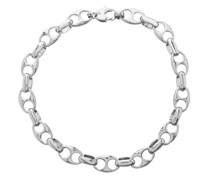 Barbara Sterling-silver Chain Necklace