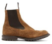 Henry Trek-sole Suede Chelsea Boots