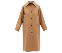 Original Below Rubber Trench Coat
