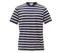 Breton-stripe Cotton-jersey T-shirt