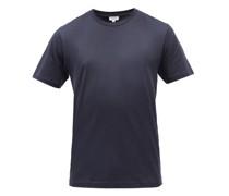 Riviera Cotton-jersey T-shirt