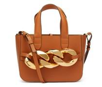 Chain Mini Leather Cross-body Bag