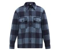 Kervon Check Flannel Overshirt