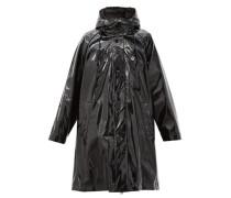 Pott Pvc Hooded Raincoat