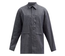 Lineman Denim Shirt