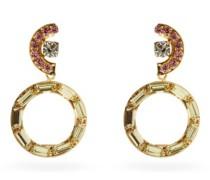 Brio Crystal-embellished Earrings