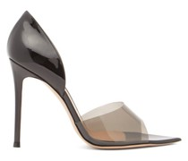 Bree 105 Pvc And Patent-leather Pumps