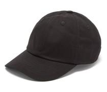 Cunov Light Face-appliqué Patch Baseball Cap