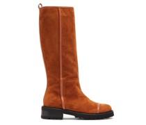 Beda Suede Knee-high Boots