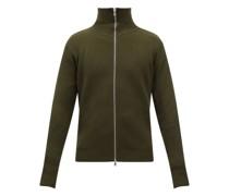 Dori Cruna Zipped Wool Sweater
