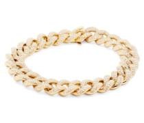 Essential Diamond & 18kt Gold Bracelet