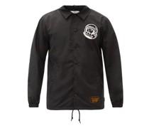 Astro Logo-print Shell Coach Jacket