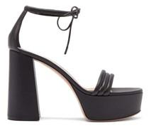 Sydney 70 Leather Platform Sandals