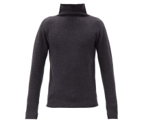 Cimador High-neck Wool Sweater