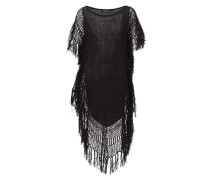 Cannon Knitted Cotton-blend Cover Up