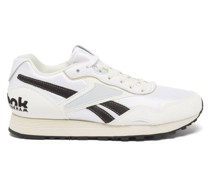 Rapide Suede-trim Mesh Trainers