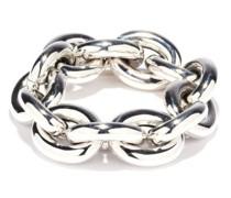 Chunky Sterling-silver Bracelet