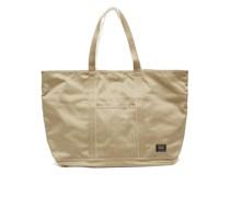 Weapon Large Cotton-canvas Tote Bag