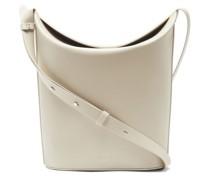 Sway Leather Bucket Bag