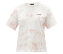 Cassie Tie-dye Cotton-jersey T-shirt