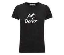 Art Dealer Cotton-jersey T-shirt