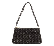 Dawson Floral-beaded Bag