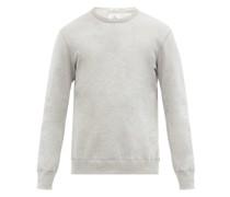 Logo-patch Cotton-terry Sweatshirt