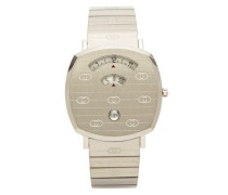 Grip Logo-engraved Stainless-steel Watch