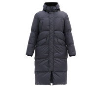 Hooded Down-quilted Coat