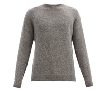 Crew-neck Wool Sweater