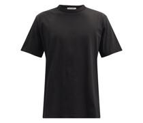 New Box Cotton-jersey T-shirt