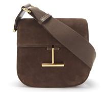 Tara Mini Suede Cross-body Bag